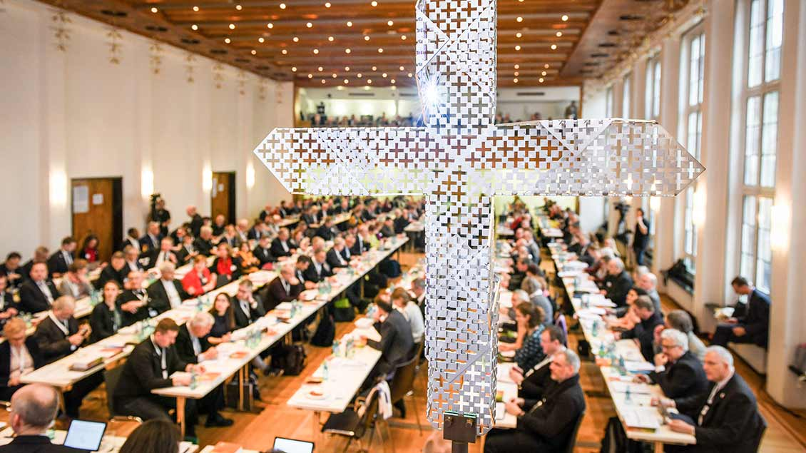 Vollversammlung des Synodalen Wegs