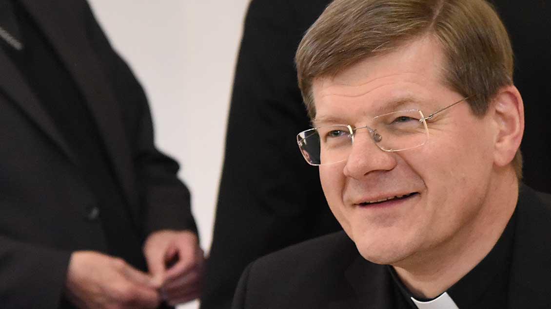 Stephan Burger ist Erzbischof von Freiburg.