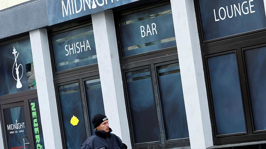 Shisha-Bar in Hanau