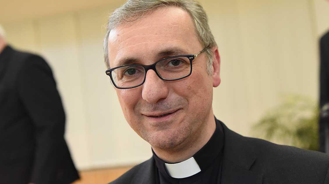 Stefan Heße ist Erzbischof von Hamburg.