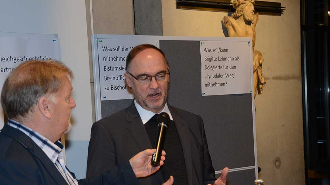 Weihbischof Rolf Lohmann