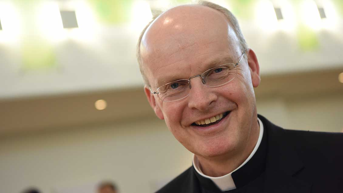 Franz-Josef Overbeck ist Bischof von Essen.