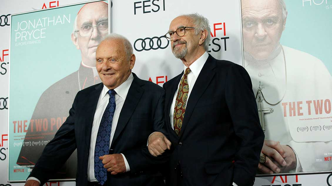 Anthony Hopkins  Foto: Mario Anzuoni (Reuters)