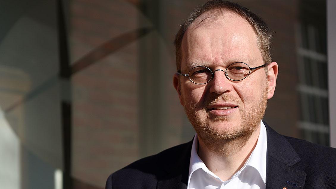 Pfarrer Jörg Hagemann