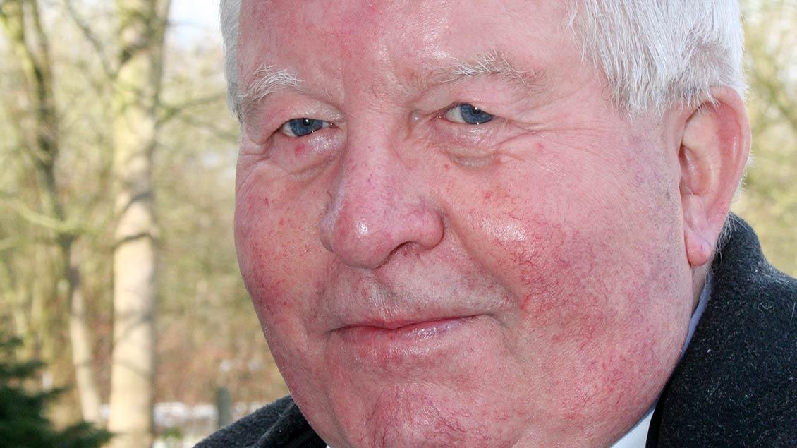 Diakon Werner Meißner