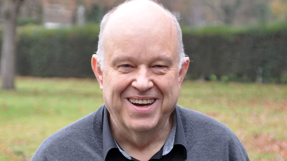 Pfarrer Hermann Roling