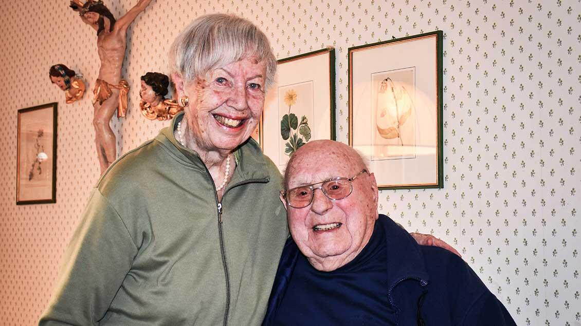 Charlotte und Ludwig Piller