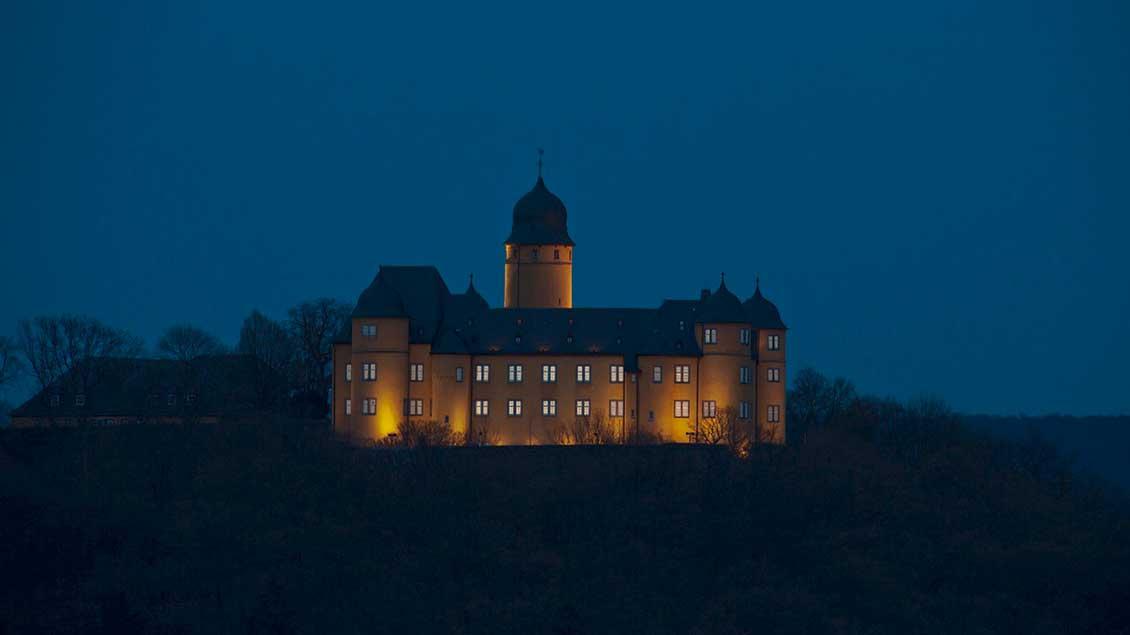 Schloss Montabaur auf dem Schlossberg.