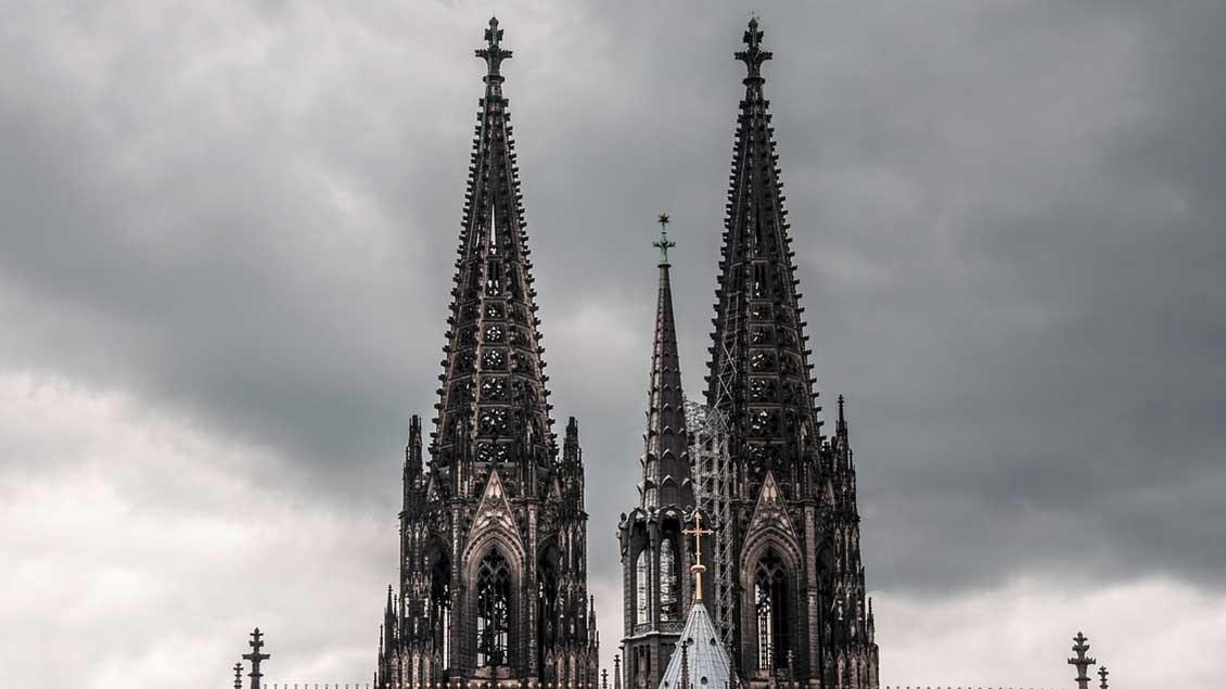 Kölner Domtürme