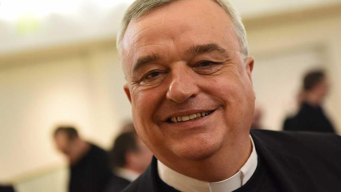 Karl-Heinz Wiesemann ist Bischof von Speyer.
