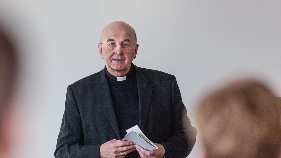 Bischof Felix Genn