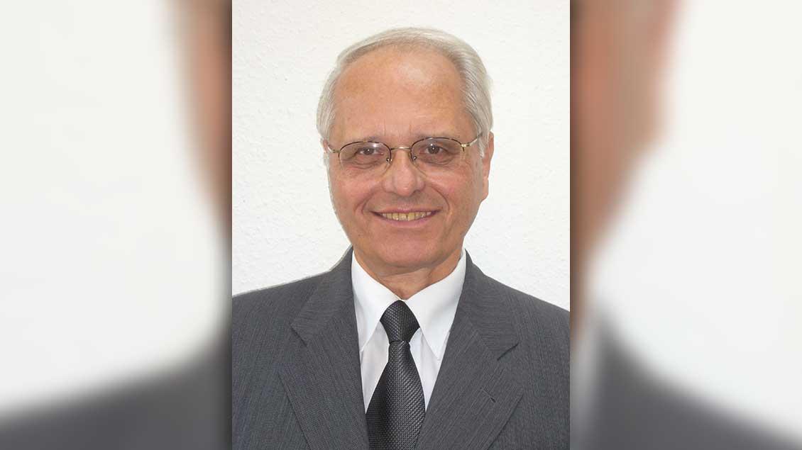 Hermann Josef Pottmeyer erhält Ehrendoktor in Paderborn