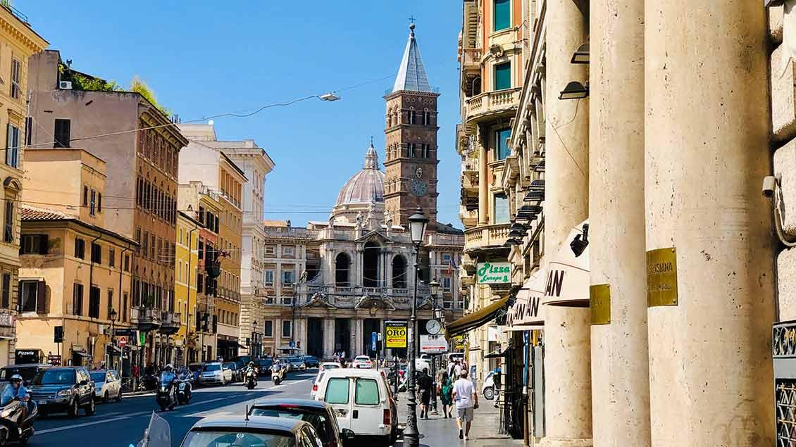 Santa Maria Maggiore in Rom