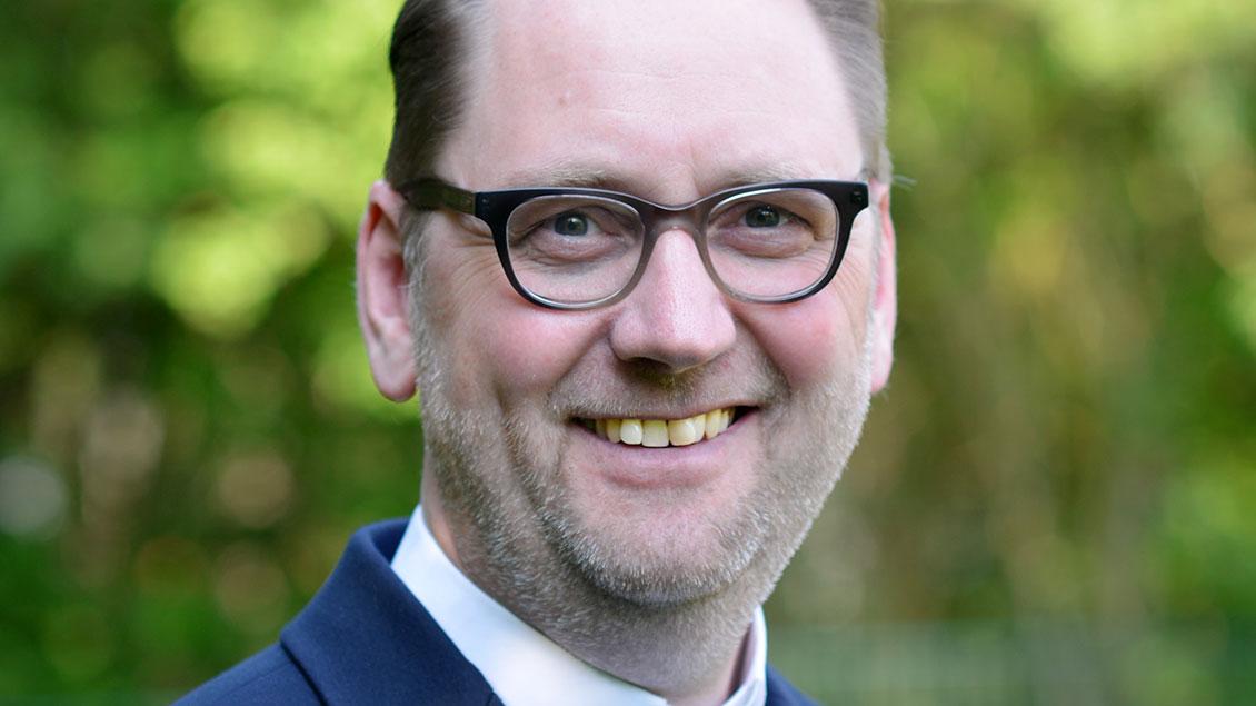 Pfarrer Thorsten Schmölzing