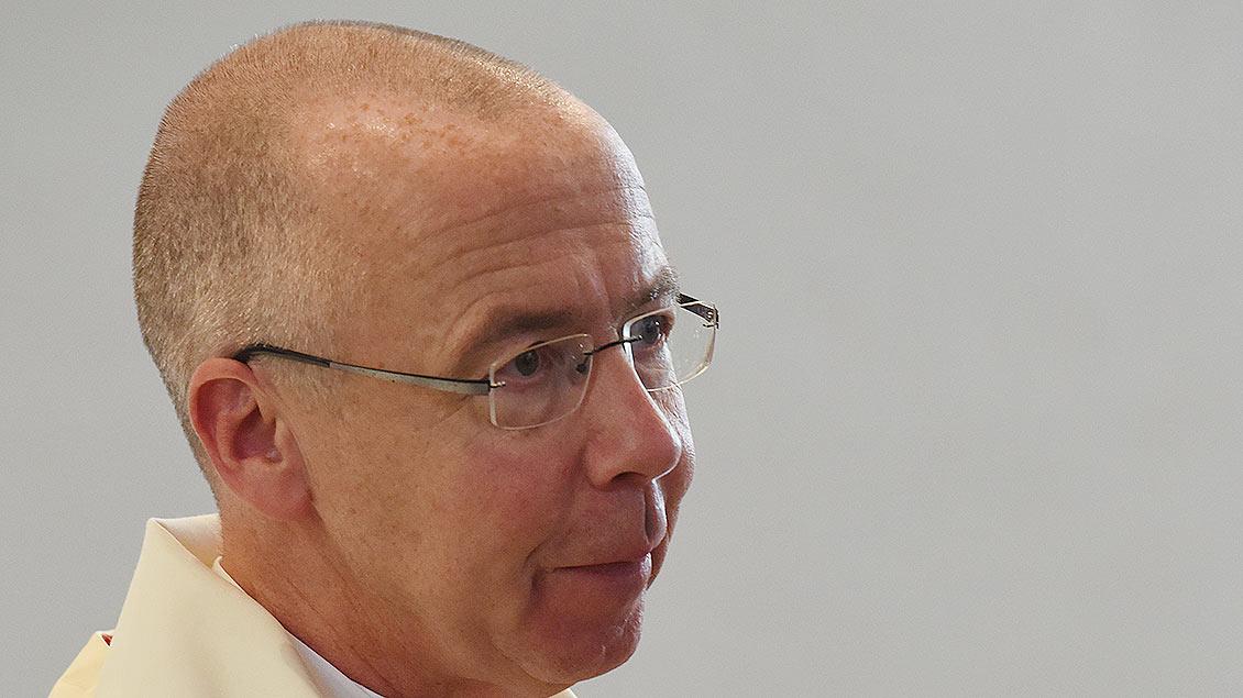 Pfarrer Peter Kossen