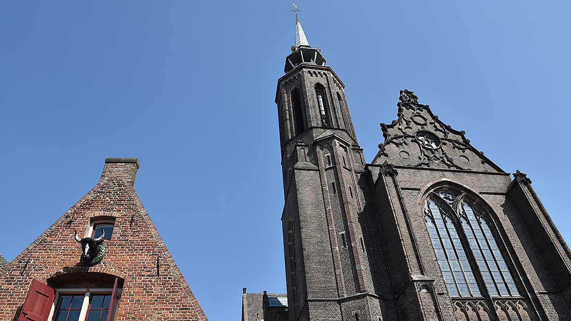Kathedrale Utrecht Foto: JFBPHOTO (Shutterstock)