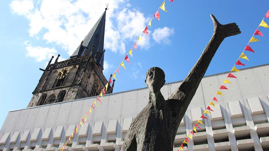Die Marienkirche in Ahaus.
