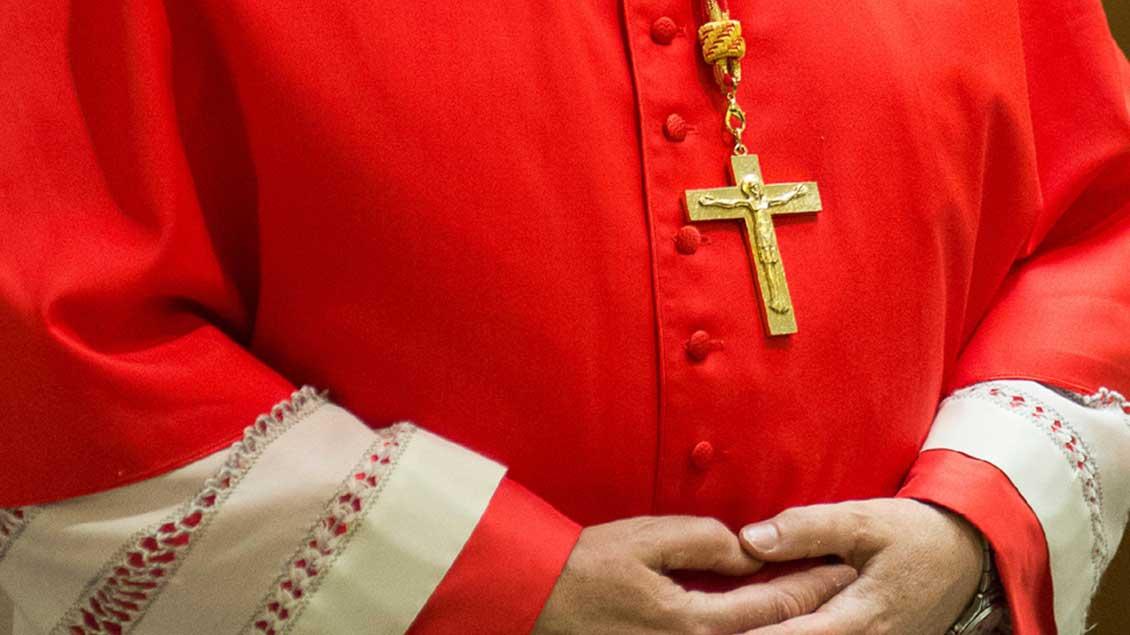 Kardinalskleidung