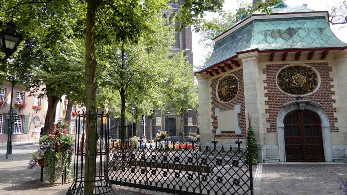 Kapellenplatz in Kevelaer