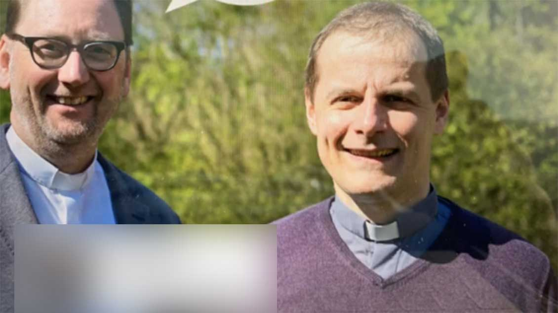 Thorsten Schmölzing und Stefan Rosenbaum