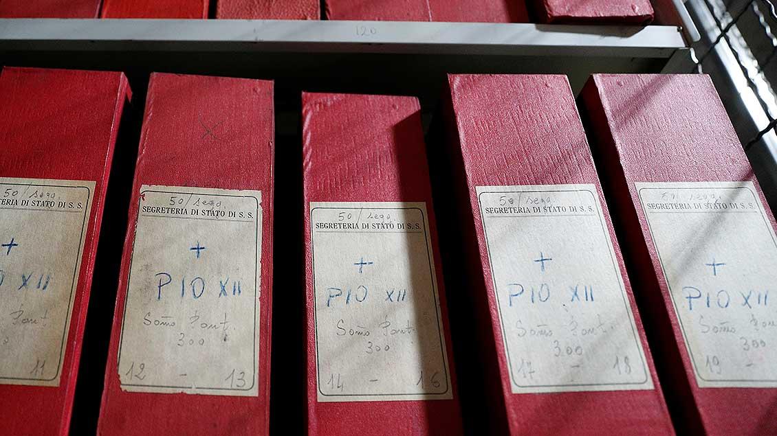 Akten von Pius XII.