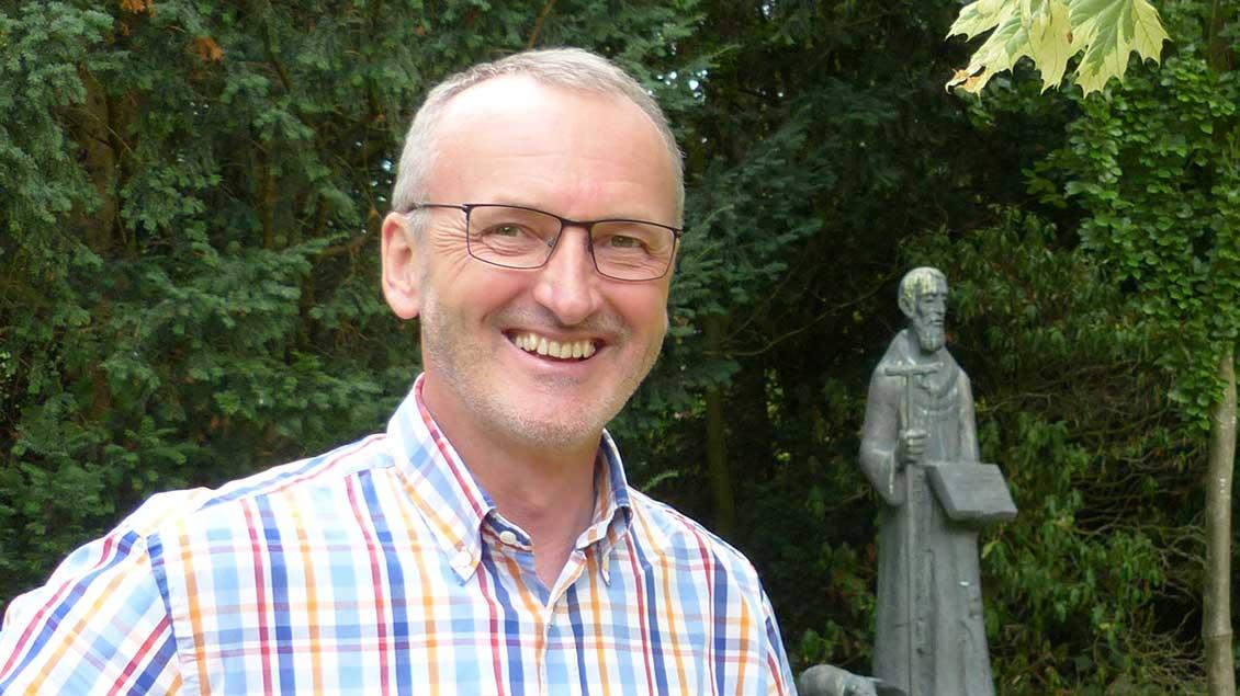 Pfarrer Ludger Jonas
