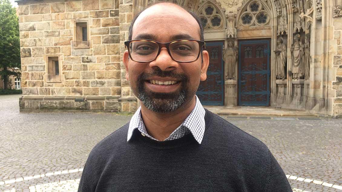 Pfarrer Franklin Jose Antony