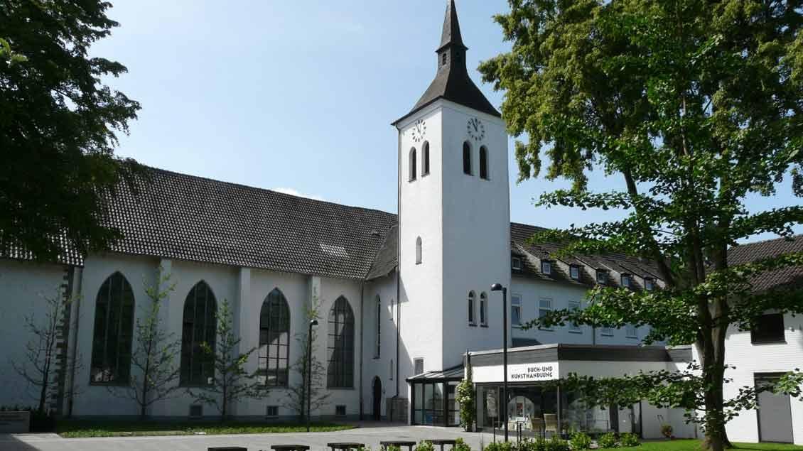 Die Benediktinerinnenabtei Varensell bei Rietberg