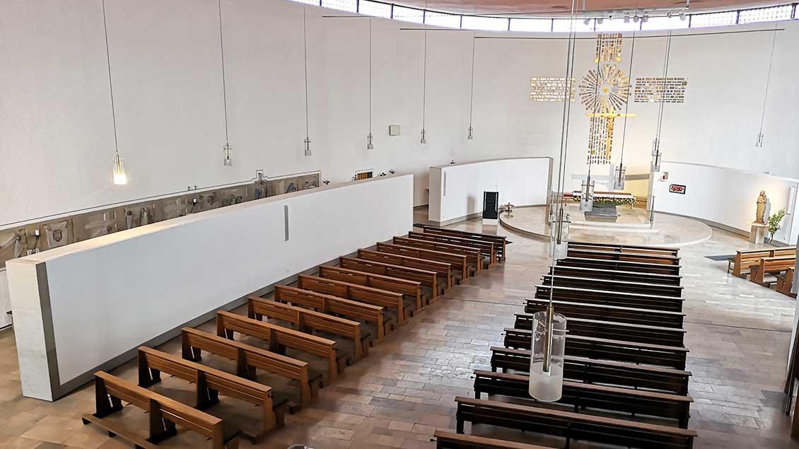 Blick in den Kirchenraum. | Foto: privat