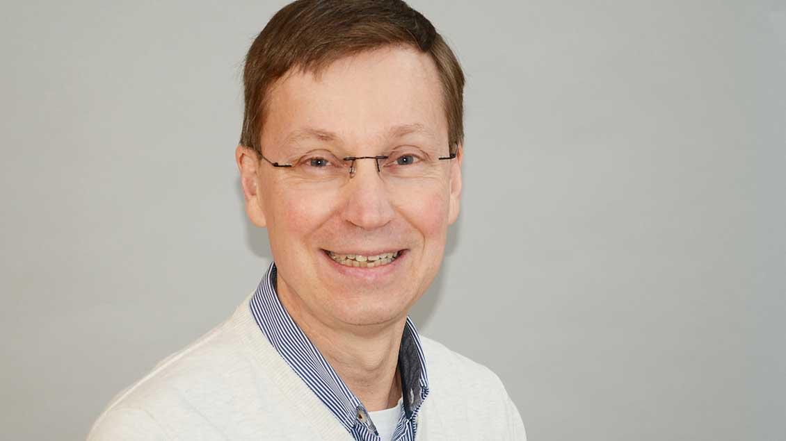 Pater Hans-Michael Hürter