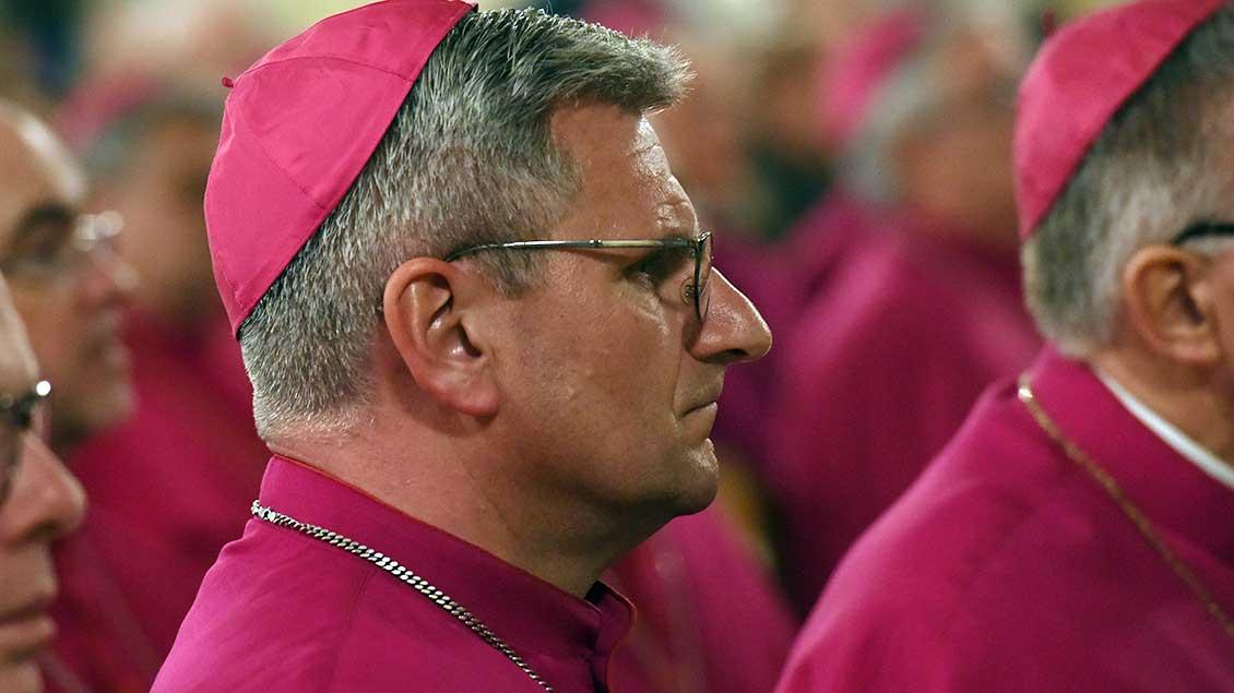 Weihbischof Dominikus Schwaderlapp