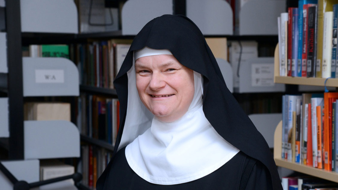 Schwester Teresa Friese OSB