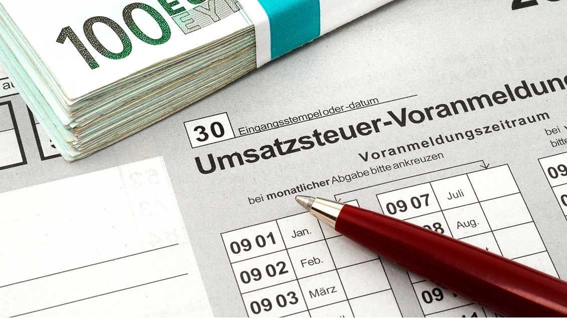 Umsatzsteuer