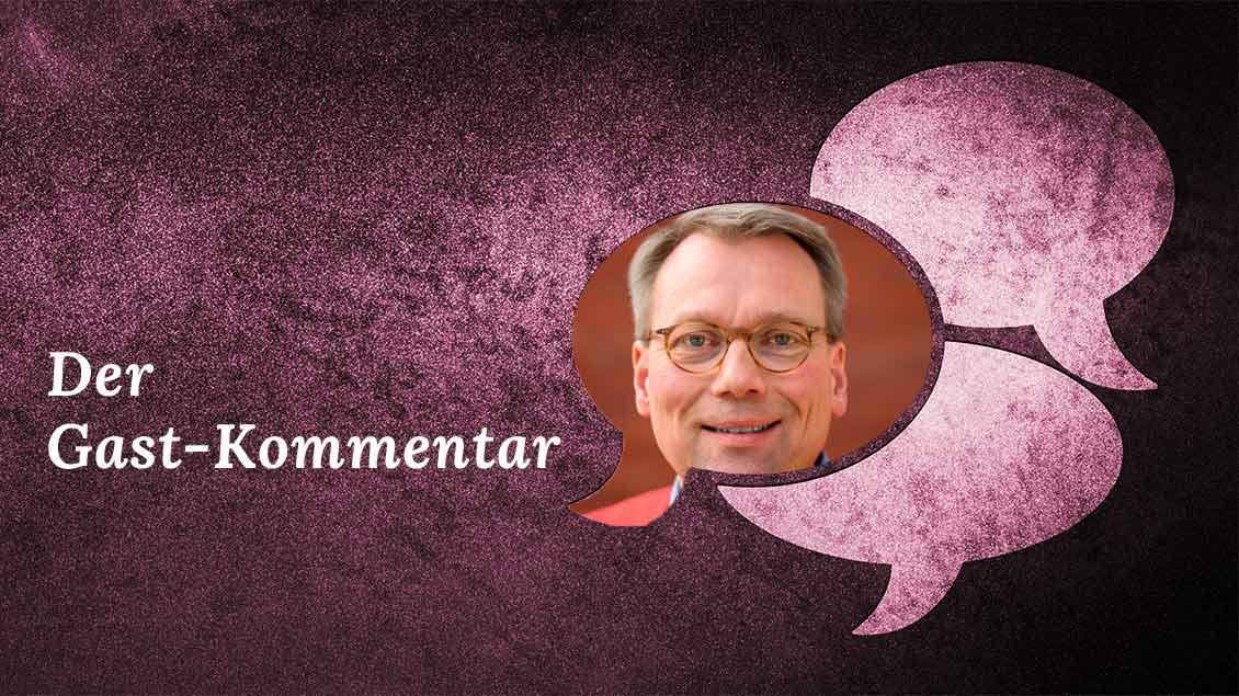 Gastkommentator Stefan Jürgens