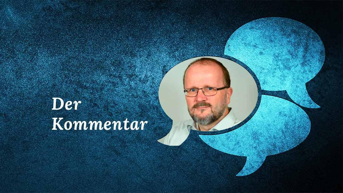 Kommentar von Michael Rottmann