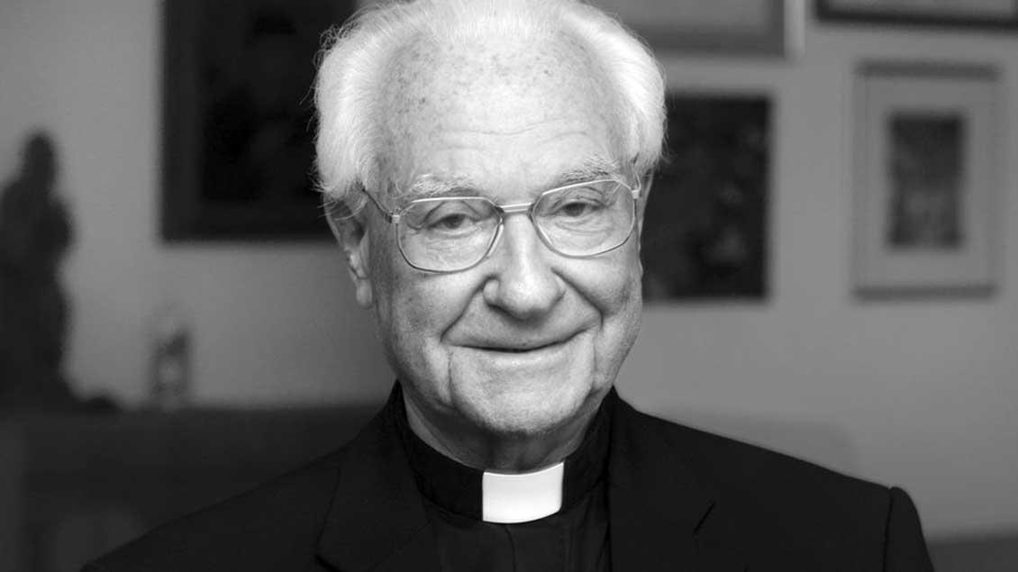 Anton Schlembach Foto: Bistum Speyer