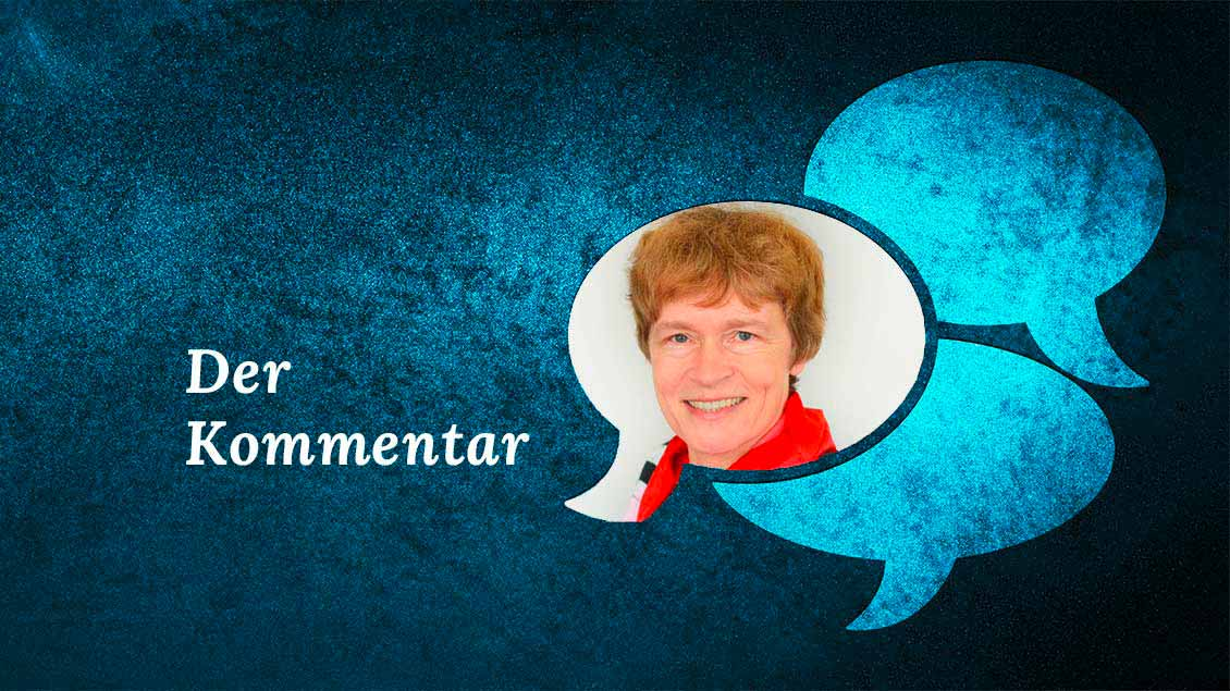Kommentar von Chefredakteurin Annette Saal