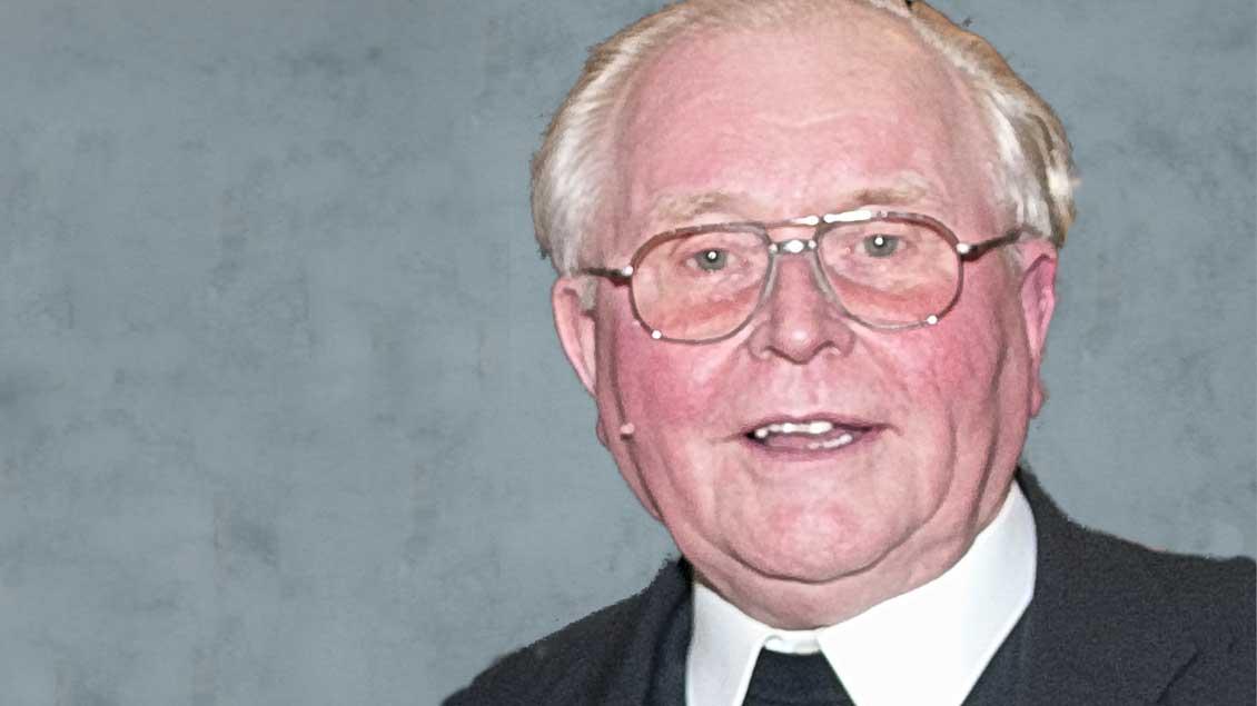 Pfarrer Franz Wittrock