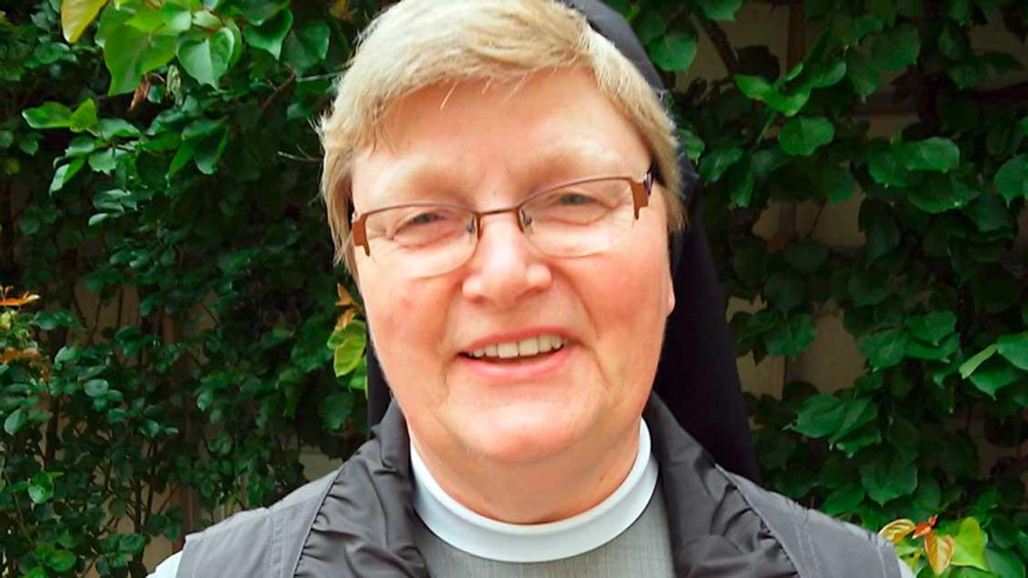 Schwester Josefine Büscher