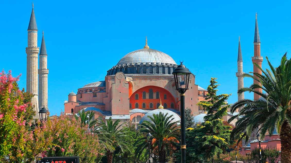 Hagia Sophia Foto: Pixabay