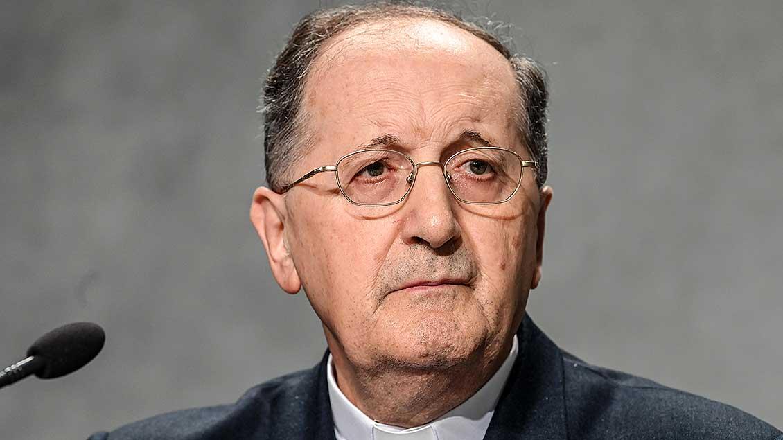 Kardinal Beniamino Stella