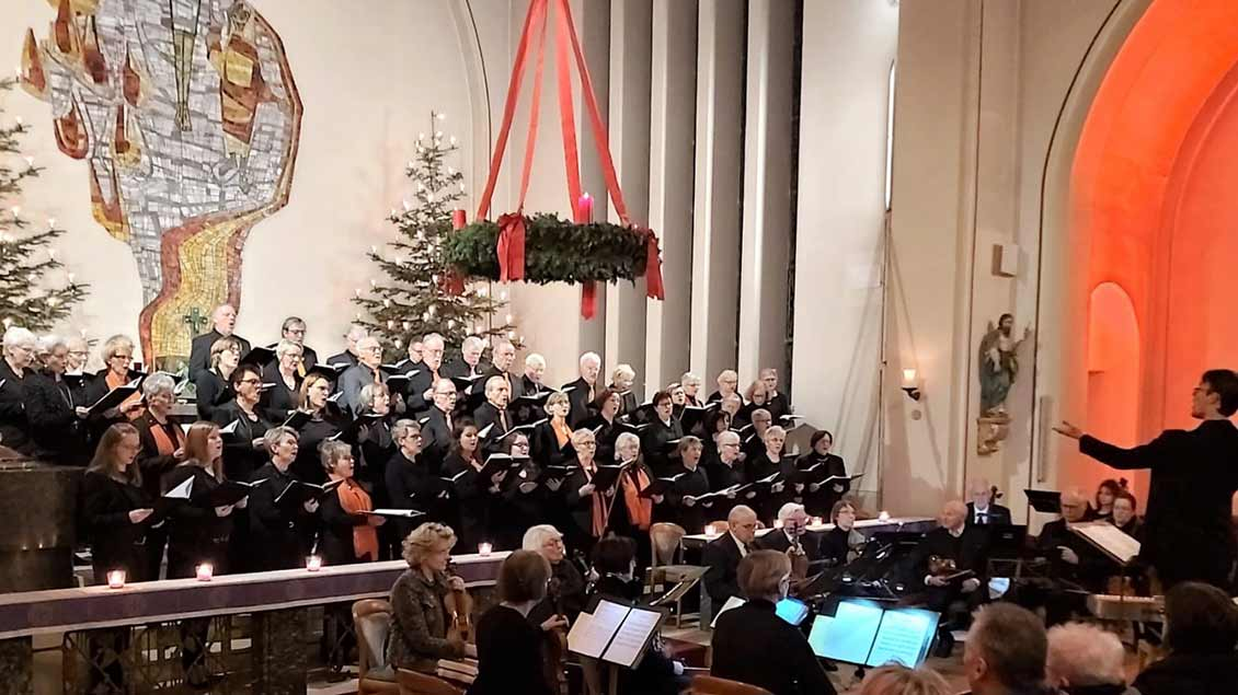 Adventskonzert 2019 in Vechta Foto: privat