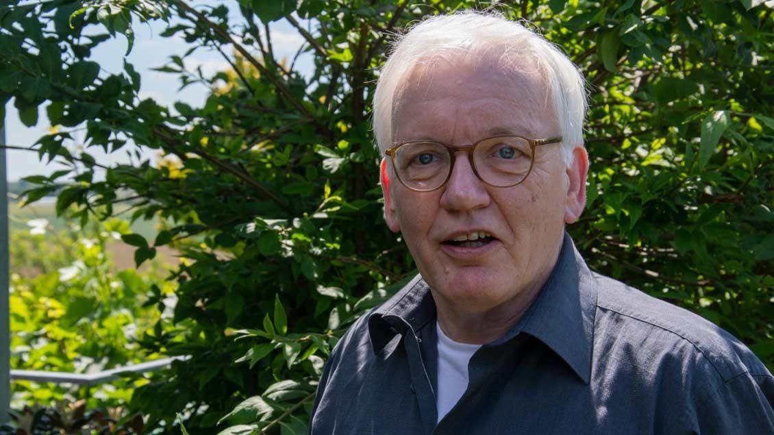 Pater Manfred Krause Foto: Bischöfliche Pressestelle (Christian Breuer)
