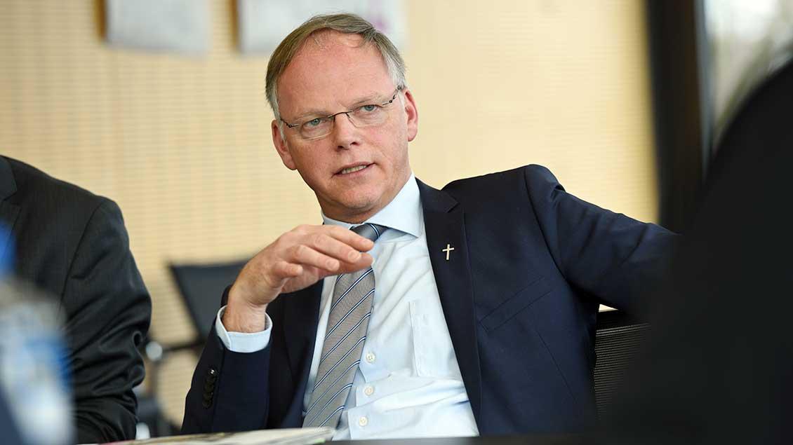 Generalvikar Klaus Winterkamp.