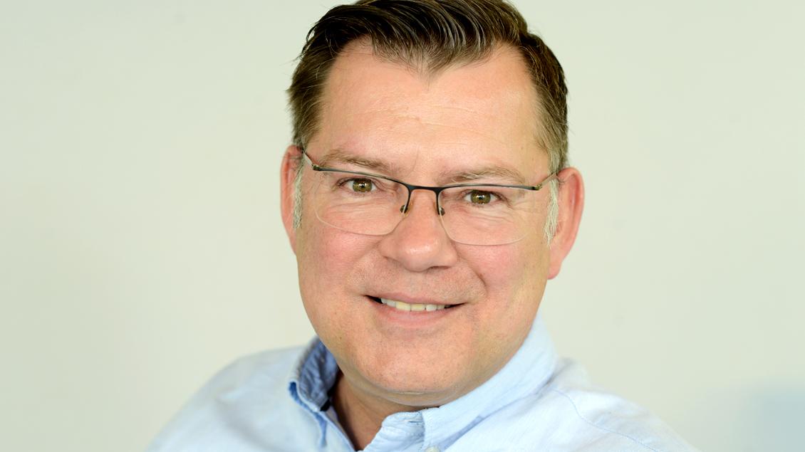 Bild: Markus Nolte, stellvertretender Chefredakteur Kirche+Leben.