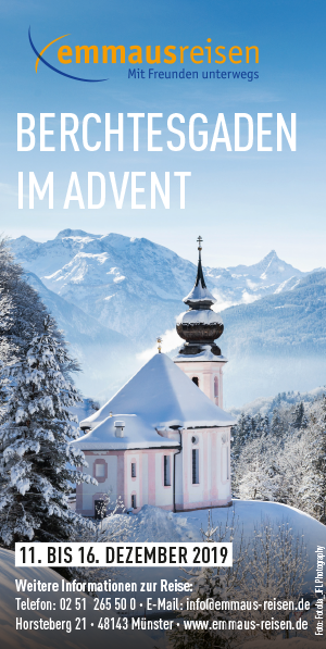 Advent im Berchtesgadener Land