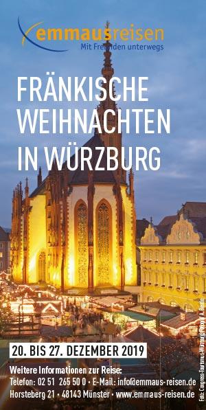 Fränkische Weihnachten in Würzburg